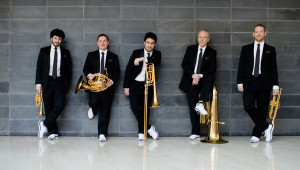 Canadian Brass World Premier No Borders