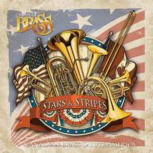Stars and Stripes Brass