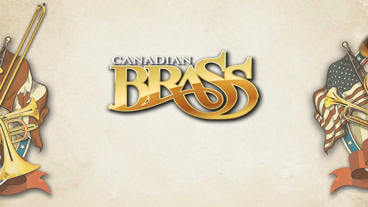Canadian Brass Patriotic Music - Stars and Stripes for Brass on