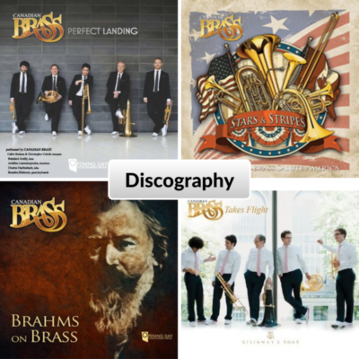 Canadian Brass Discography